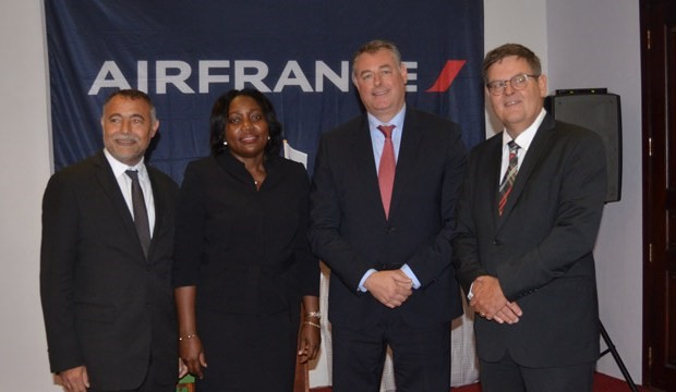 Air France Unveils Accra As New Destination