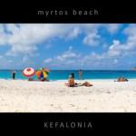 Kefalonia, Myrtos beach