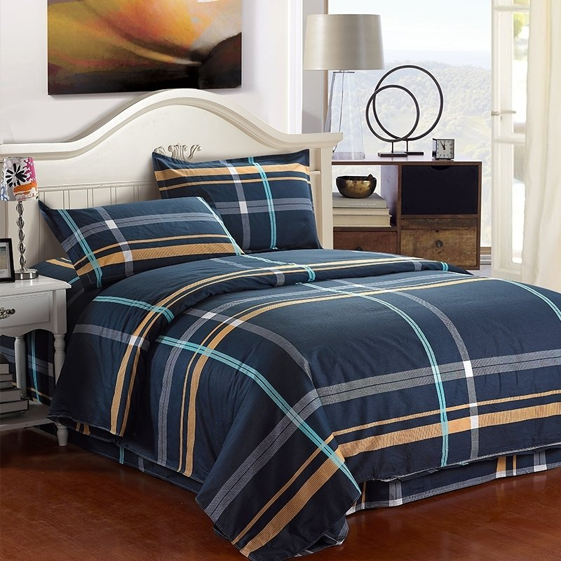 title | Masculine Bedding Simple