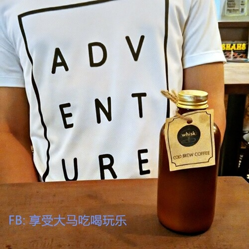 Whisk Outpost - 冷泡咖啡 Cold Brew Coffee