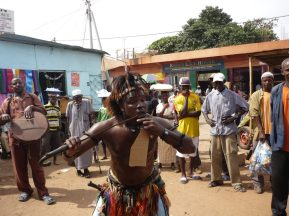 Banjul experience