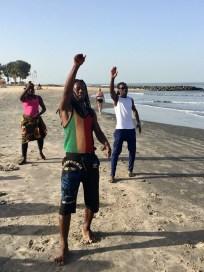 Dance on the beach (3)