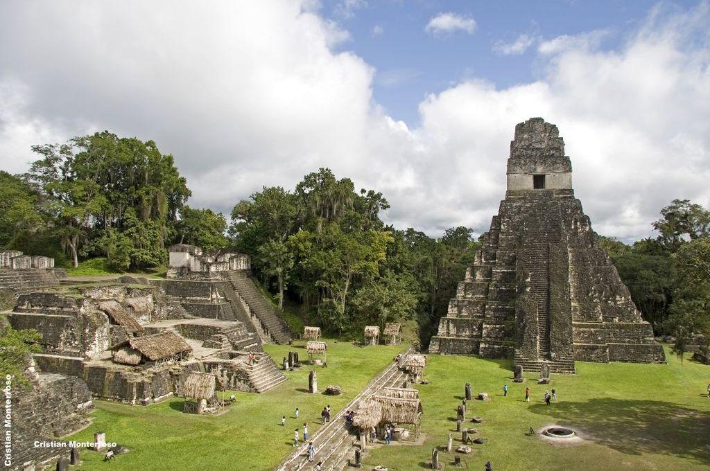 Splendid Tikal