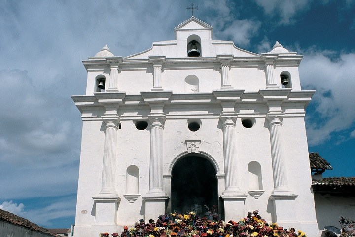 Guatemala church