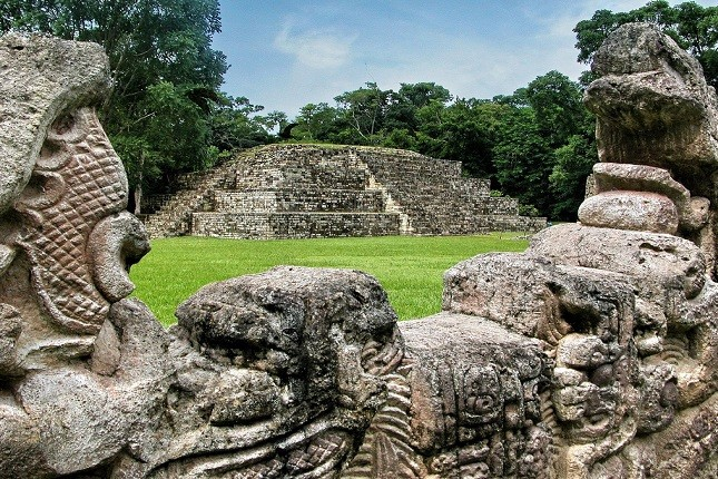 Copan Two Days Tour