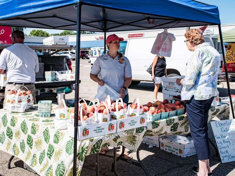 lincoln square farmers market
