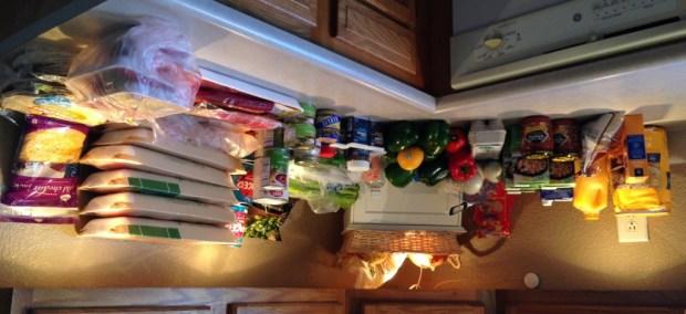 freezer meals, 22 meals, 4 hours