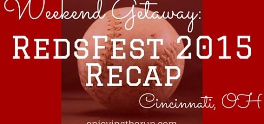 Redsfest 2015 Recap