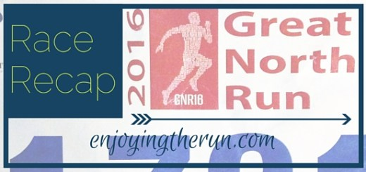 Race Recap: Great North Run (NCHS) | Enjoying the Run