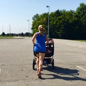 How to Prepare for a 1-hour Stroller Run | Enjoying the Run