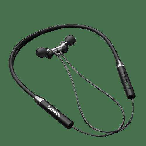 Lenovo HE05X Wireless Bluetooth 5.0 Neckband Earphones