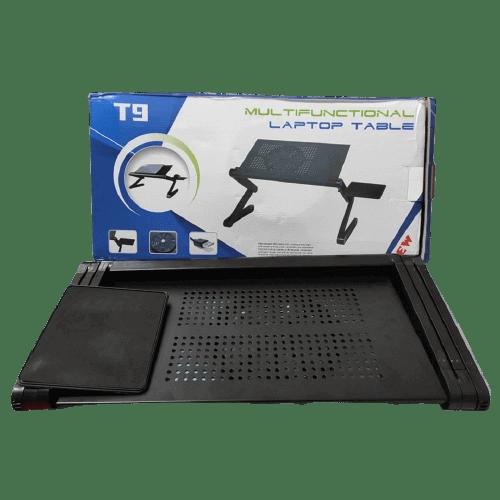 T9 Multifunctional Aluminium Folding Laptop Table