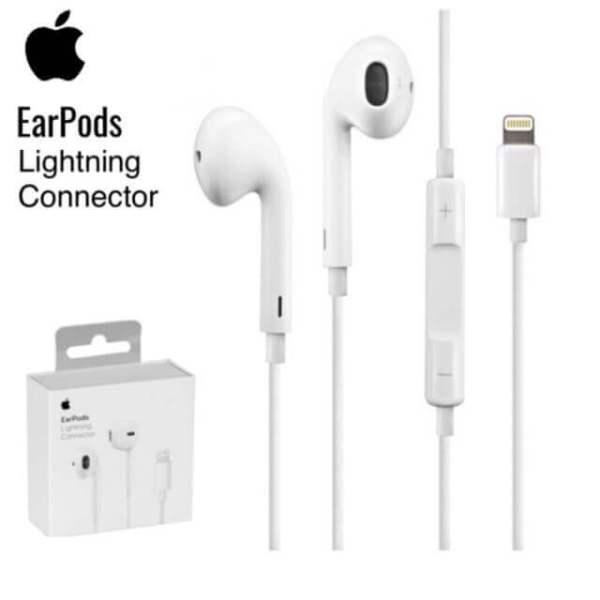 Apple earpods lightening