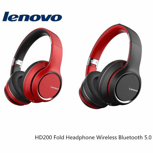 Lenovo HD200 Bluetooth Wireless Headphones