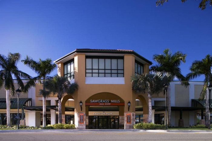 Foto por Sawgrass Mills & The Colonnade Outlets