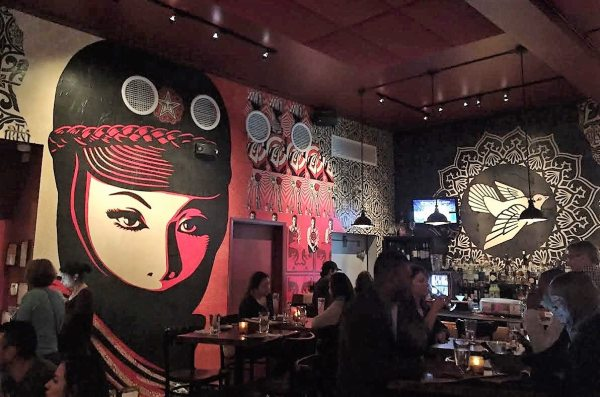 Área interna do Wynwood Kitchen and Bar - Foto: Enjoy Miami