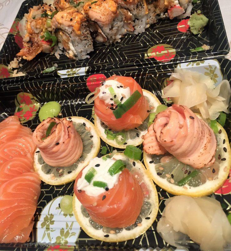 restaurante japonês em Miami