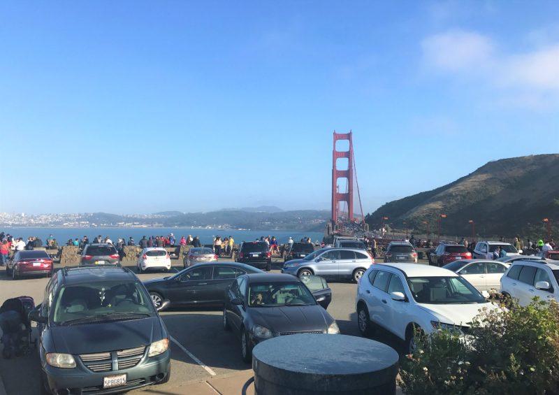 1 dia em São Francisco