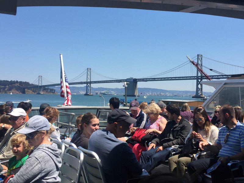 Ferry para Sausalito