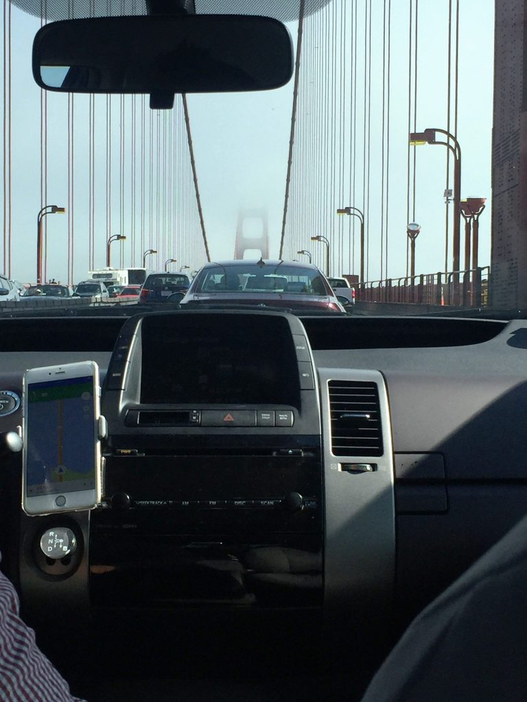 Volta pela Golden Gate