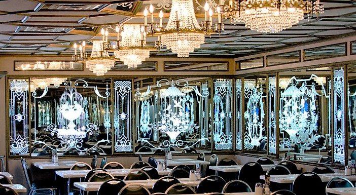 Restaurante Café Versailles. Foto: Divulgação