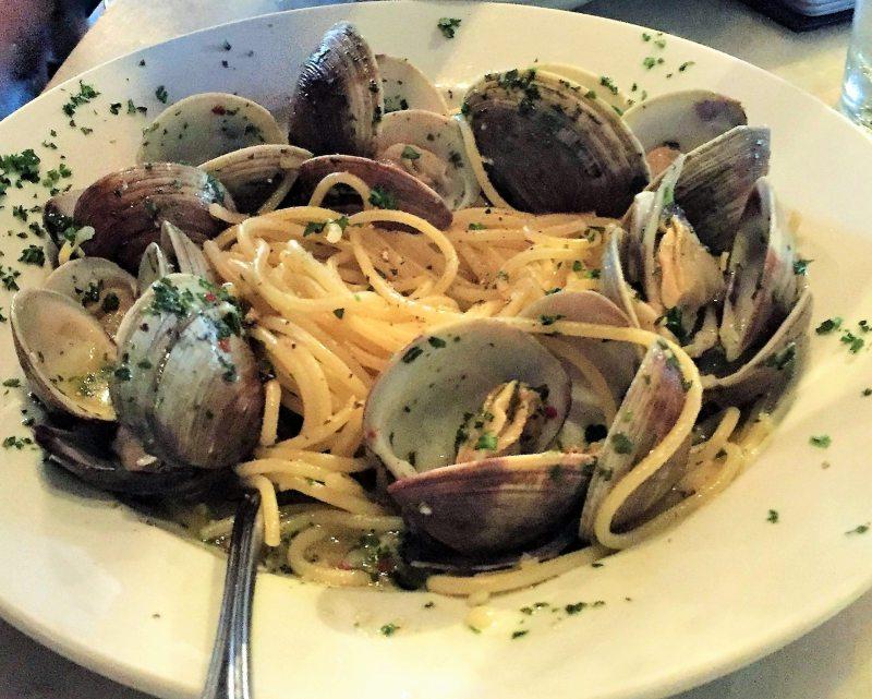 Spaghetti Alle Vongole. Foto: Enjoy Miami