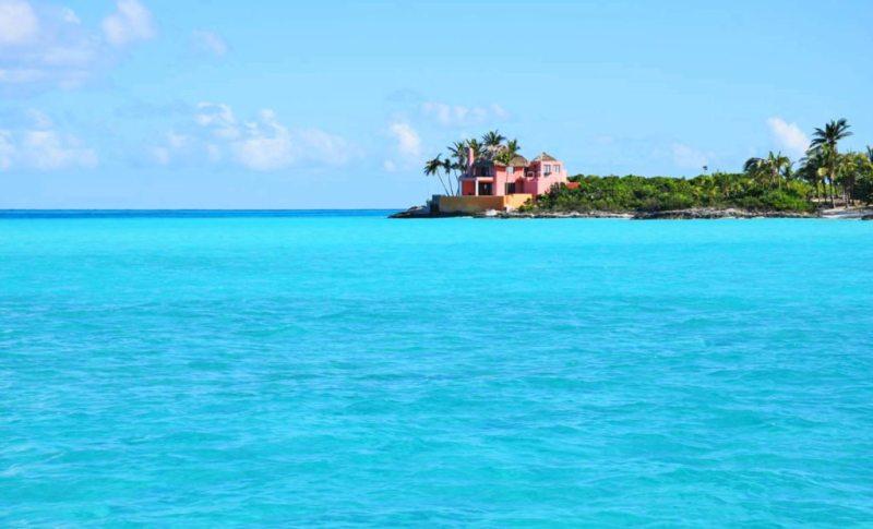lugares no Caribe perto de Miami