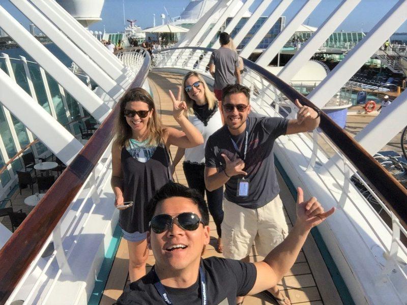 Cruzeiro de Miami para Bahamas