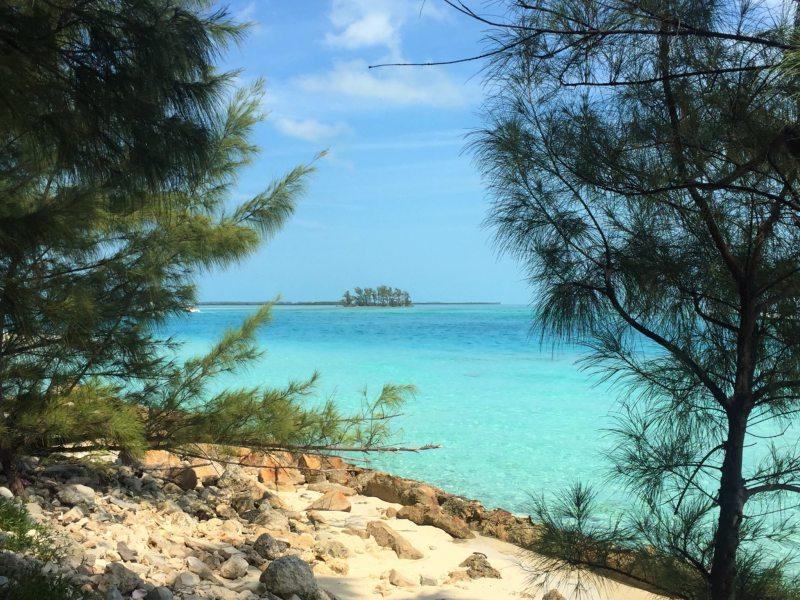 de Miami para as Bahamas em 1 dia