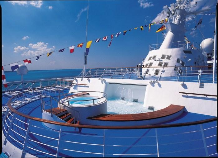 cruzeiro para as Bahamas open bar