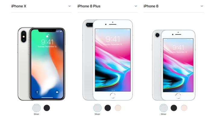 ... Apple, o iPhone 8, o 8 plus e o X já estão nas lojas. Veja como comprar  o seu iPhone em Miami, seja um destes novos modelos ou até mesmo um mais  antigo! 7a9433f01f