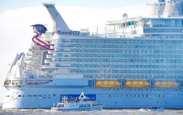maior navio do mundo