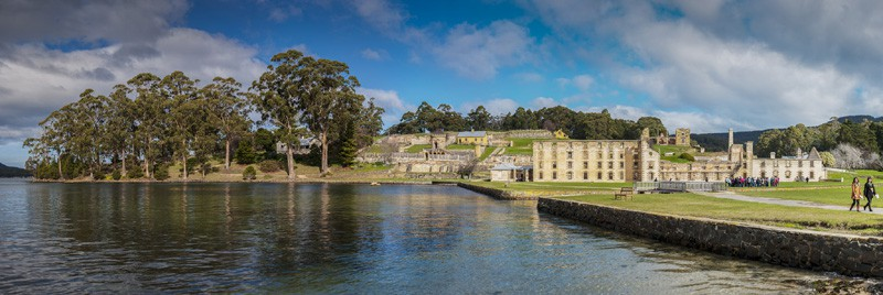 Port Arthur was once considered ahead of its time, but in reality was a brutal place. Photo: Thomas Huxley