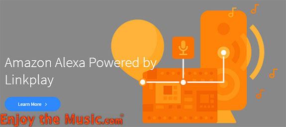 Linkplay Makes It Easier to Build Wi-Fi Speakers With Amazon Alexa