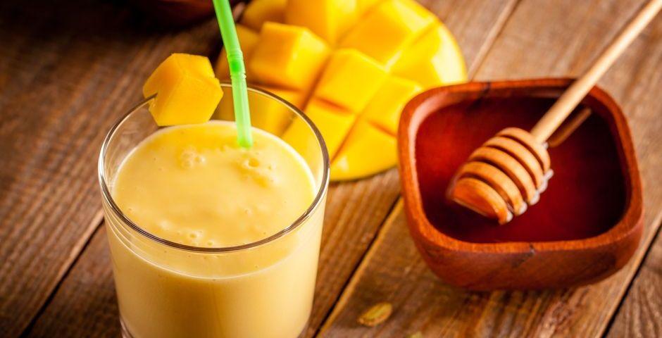 smoothie mit honig
