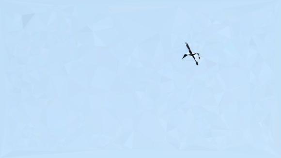 The Battle for Kobane (04) glitch 2nd°, 580x356px, 2014 original photo AFP / Aris Messinis