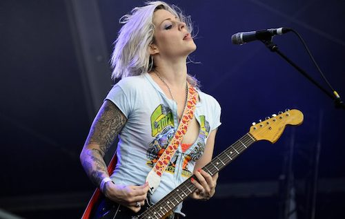 Brody Dalle – Meet The Foetus / Oh The Joy ft. Shirley Manson