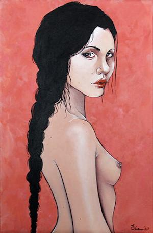 Esther Aneiros (Kina)