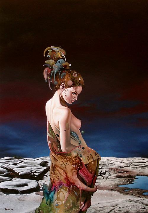 Di Vogo Dragan Ilic – Fantastic & Surrealistic Paintins