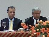 Reunión del Comité Central con el Lic. Andrés Manuel López Obrador