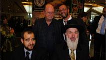 Al cumplir 90 años, la Kehilá Ashkenazí de México recibe reconocimiento, de manos del Rabino Principal de Israel, a su certificación Kosher