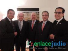 ENLACE JUDÍO - CAMBIO DE PRESIDENCIA DE CAMARA DE COMERCIO MÉXICO ISRAEL (3)