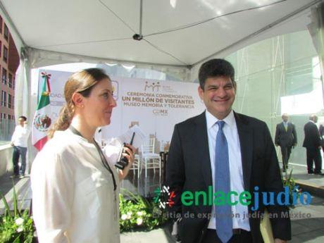 ENLACE JUDIO - VISITANTE 1 MILLON AL MUSEO MEMORIA Y TOLERANCIA (42)