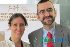 ENLACE JUDIO - VISITANTE 1 MILLON AL MUSEO MEMORIA Y TOLERANCIA (8)