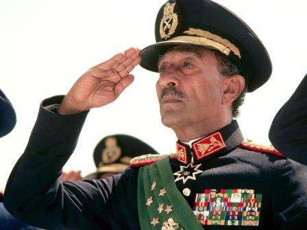 Resultado de imagen para Fotos de Anwar el-Sadat