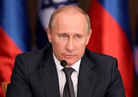 Vladimir Putin. (Crédito de la foto: MARC ISRAEL SELLEM)