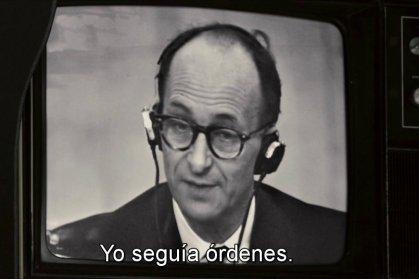 Eichmann en juicio