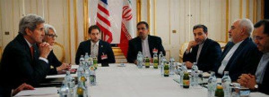 Iran talks REUTERS