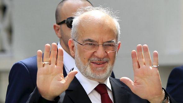 Ibrahim al-Jaafari Reuters