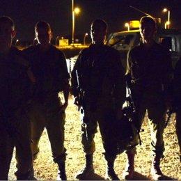 Comando que rescata sirios heridos